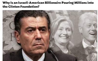ΗΠΑ: Ο Εβραίος ολιγάρχης πίσω από την Χίλαρι Κλίντον