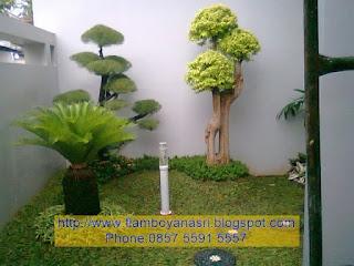 Tukang Taman Surabaya Aspek taman
