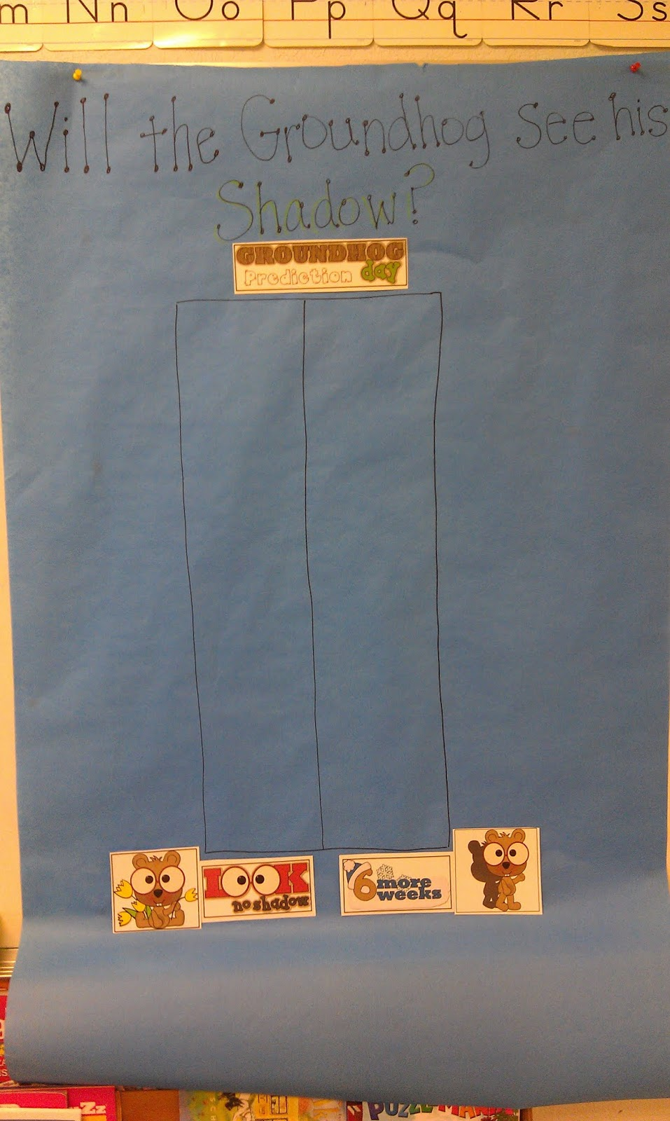 Tales-of-a-First-Grade-Teacher: February 2013