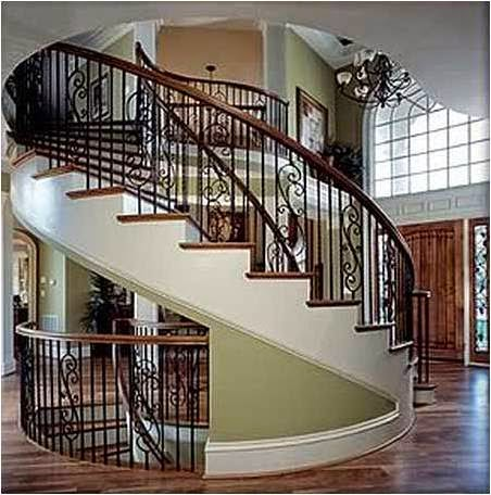 Ordinaire In This Modern Trend, A Staircase Have Become The Central Design Feature  That Transform The Whole Interior To Add A Wow Factor. Different Types Of  Spiral ...