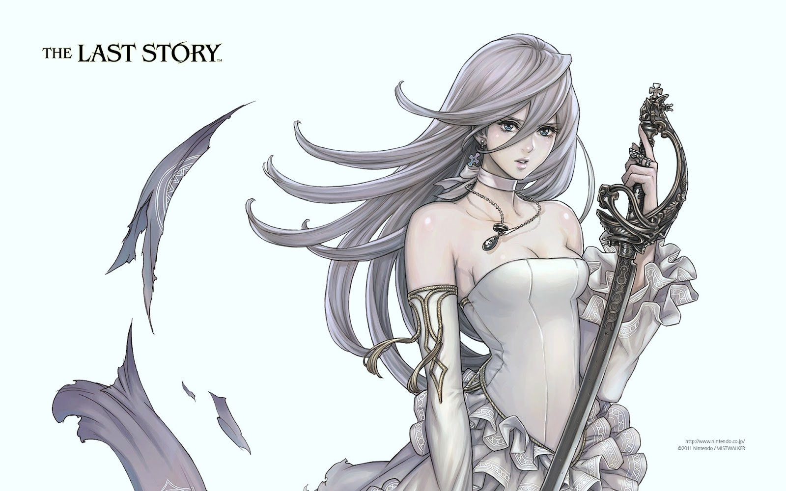 The Last Story HD & Widescreen Wallpaper 0.37783877749178