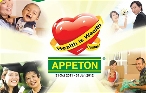 Appeton 'Health is Wealth' Contest