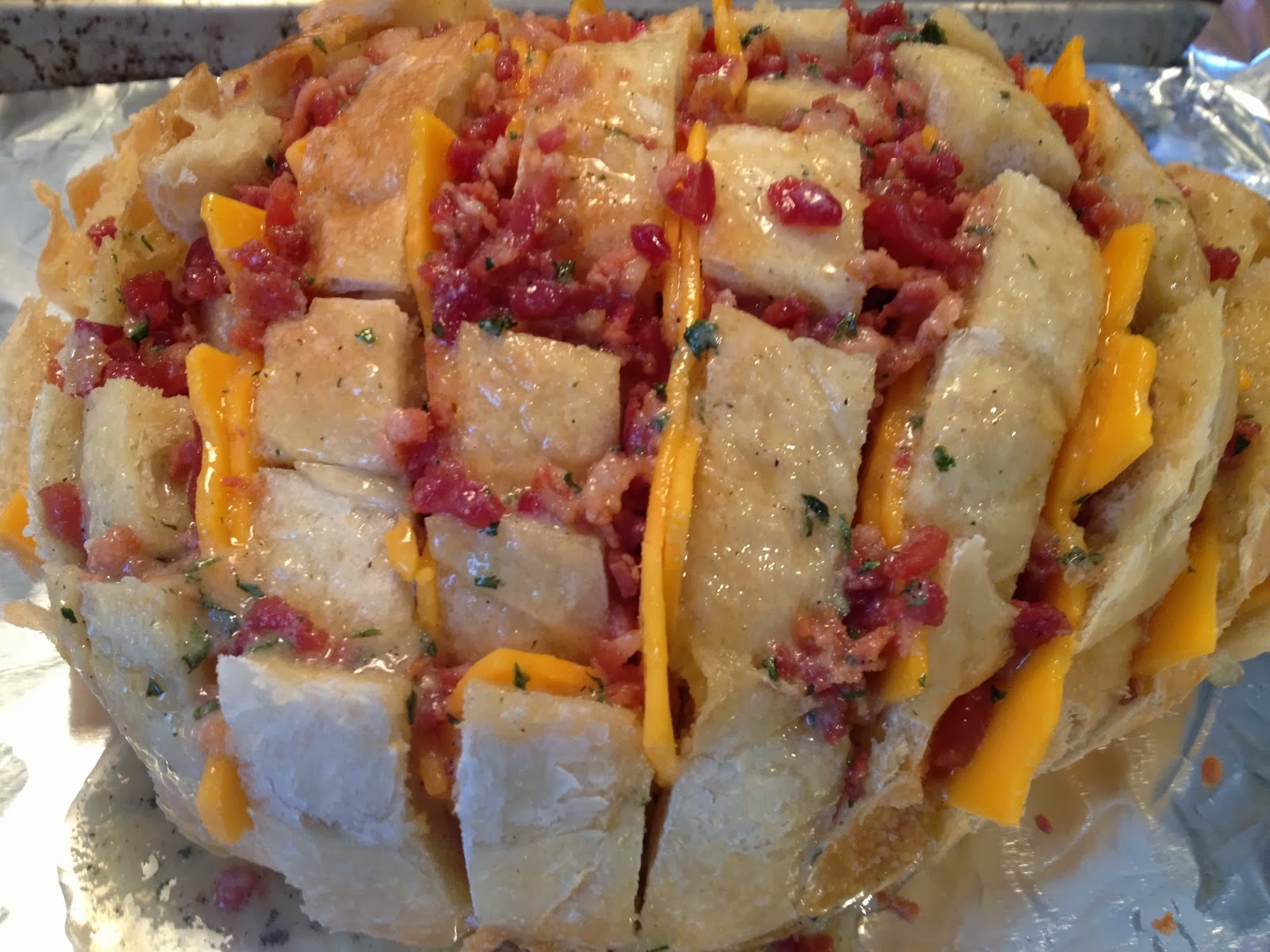 Cheddar Bacon Ranch Pulls