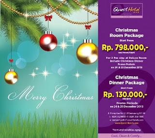 Promo Natal dan Tahun Baru Hotel di Kota Semarang