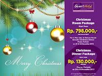 Ini Promo Natal dan Tahun Baru Hotel di Kota Semarang