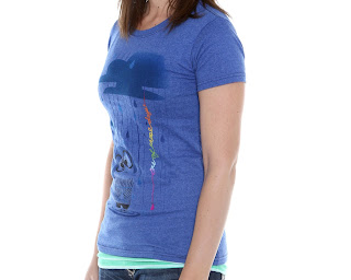 disney pixar inside out sadness women tee