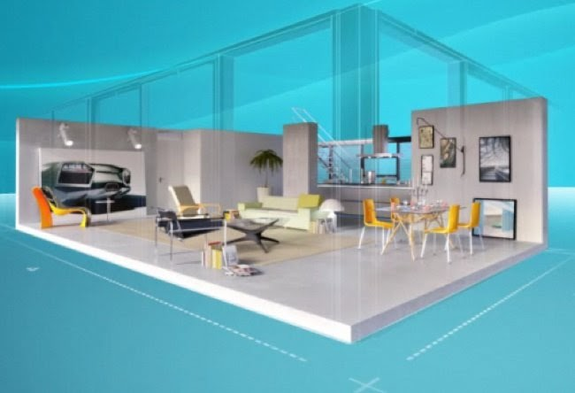 Marzua amikasa herramienta online gratuita para dise o de interiores - Disenar interiores online ...