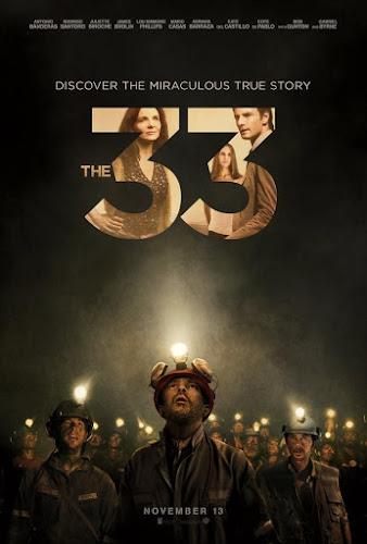 The 33 (BRRip 1080p Dual Latino / Ingles) (2015)