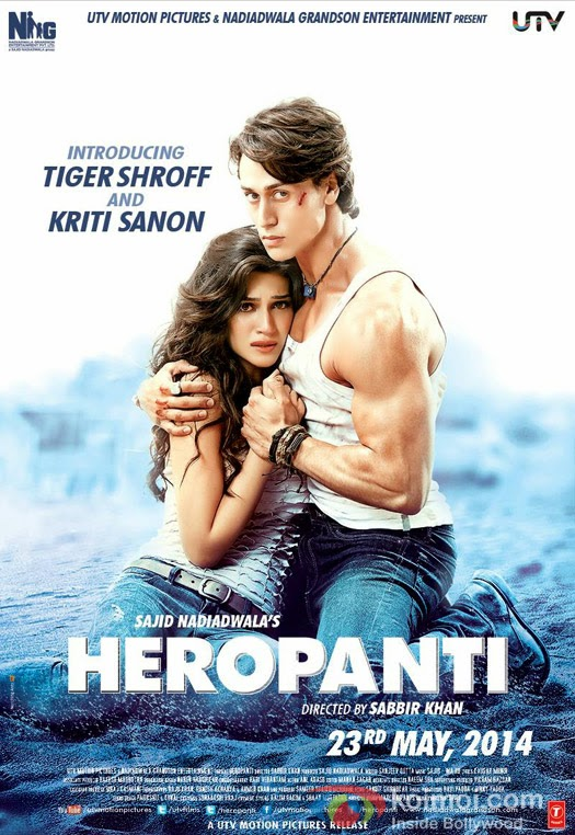 Watch Online Heropanti 2014 Full Movie Free Download DVD HQ