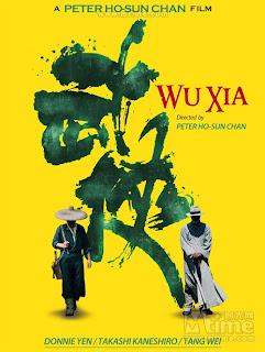 Swordsmen-Wu Xia