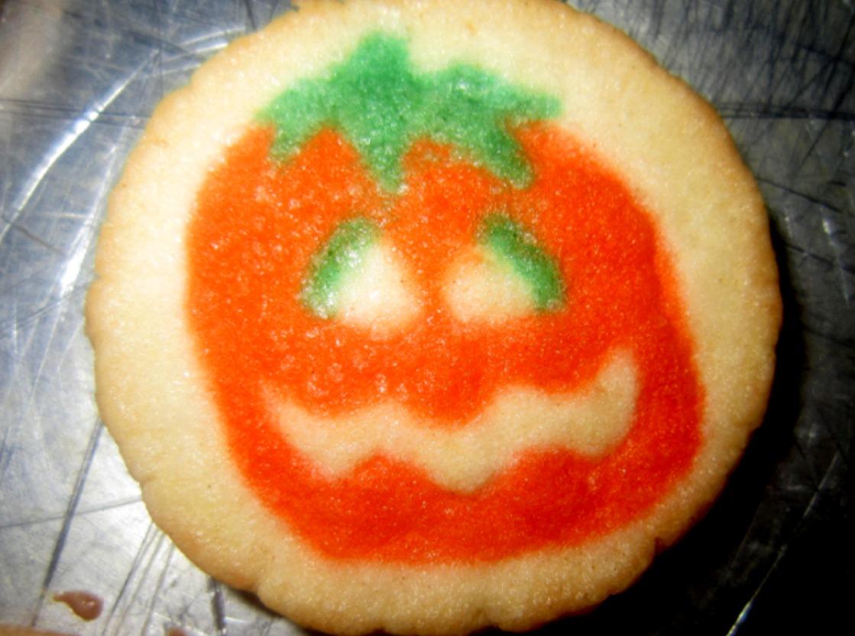 the holidaze: pillsbury halloween cookies