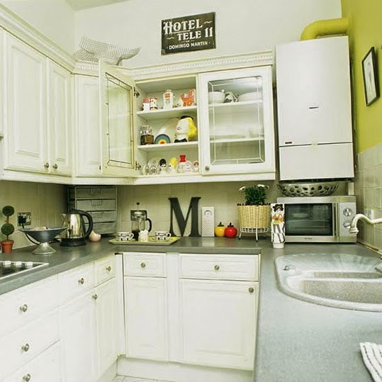 Small Kitchen Interior Ideas