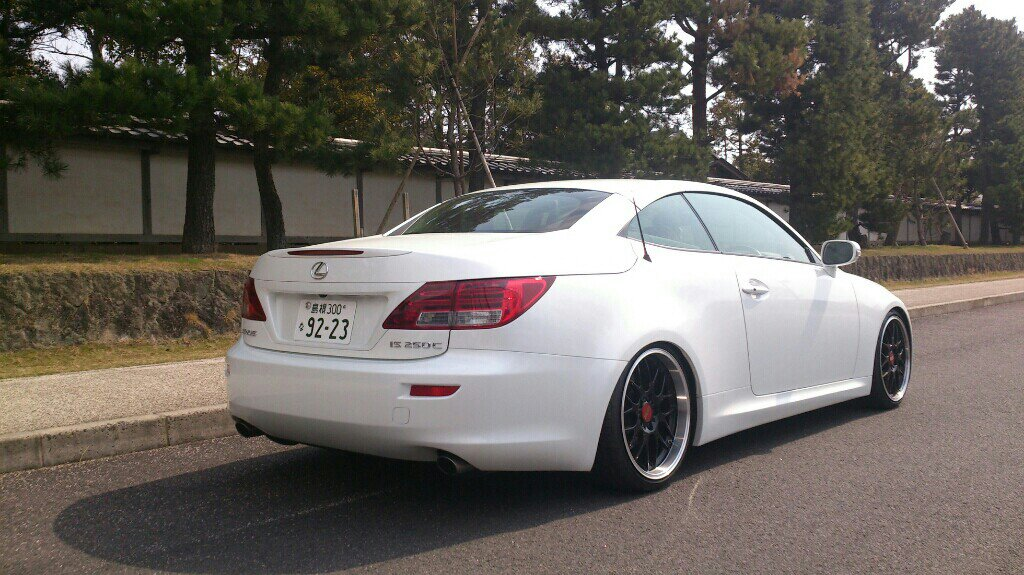 Lexus IS-C Kabriolet XE20, mało znane samochody, convertible, luksusowe, cabrio, bez dachu, napęd na tył, japońskie samochody, nieznane auta, ciekawe, fajne