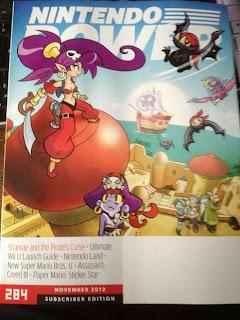 shantae and the pirates curse nintendo power 2 Shantae and the Pirates Curse Coming To The 3DS eShop