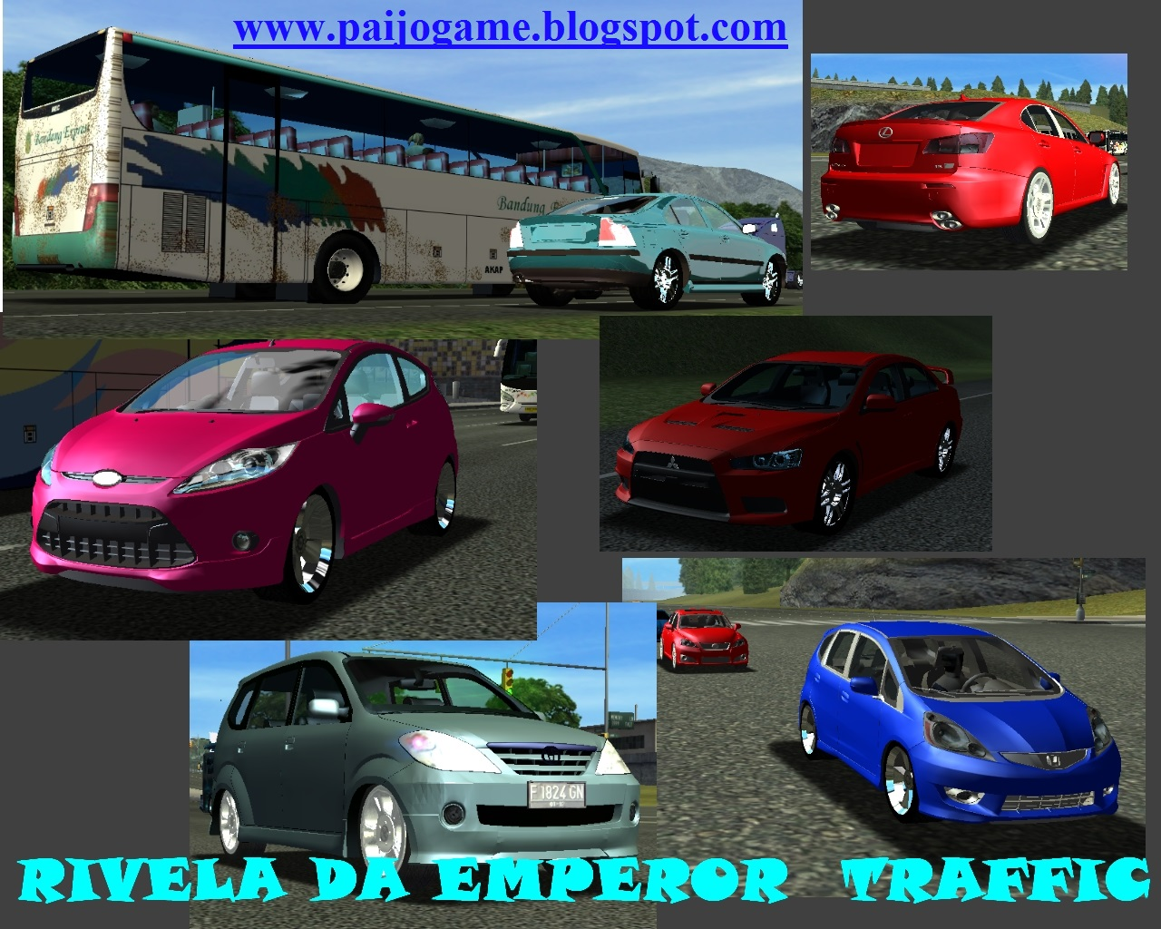 download Rivela da Emperor (Indonesian Traffic)