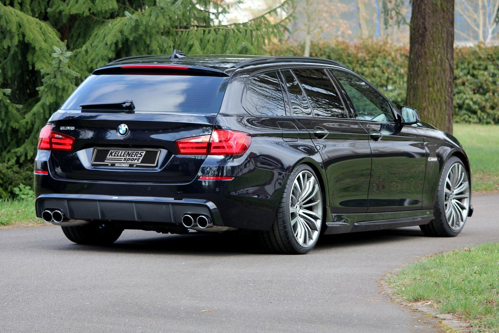 bmw 5 series touring f11 tuning by kelleners sport car tuning styling