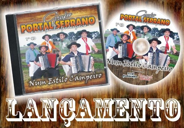 Grupo PORTAL SERRANO 'Num Estilo Campeiro'