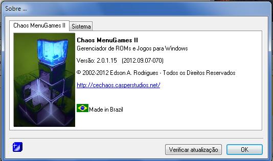 Chaos MenuGames II 2.0.1.15