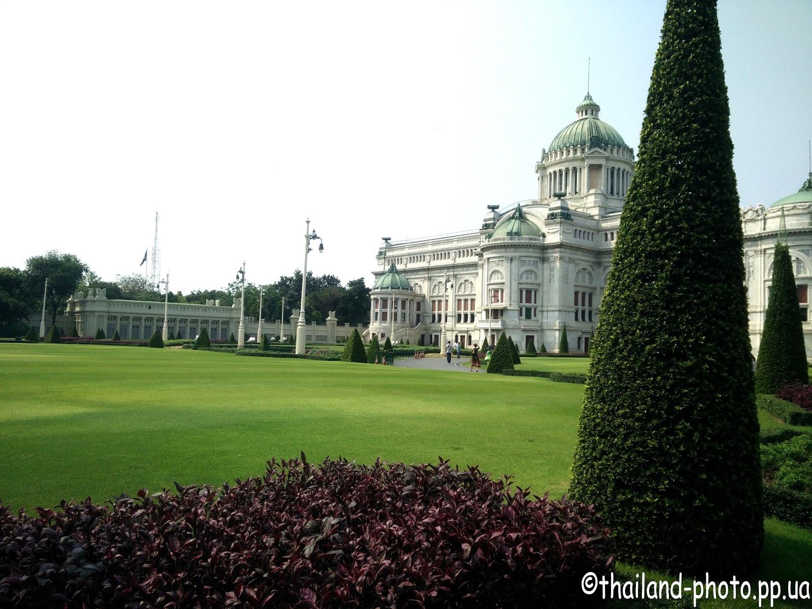 Бангкок Королевский Дворец фото