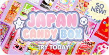 Monthly JapanCandyBox + Save 50% on kawaii Plushies & Purses! ❤