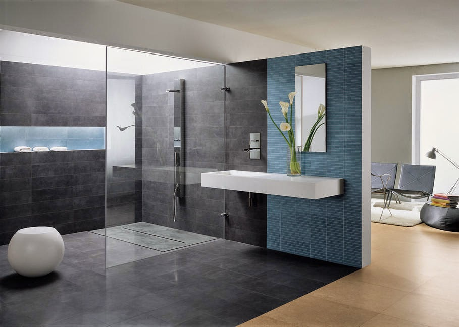 r novation salle de bain salle de bains id e de r novation. Black Bedroom Furniture Sets. Home Design Ideas