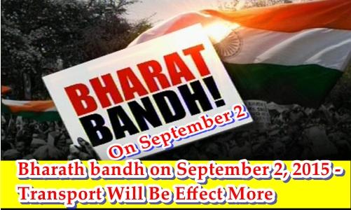 #BharatBandh hashtag Trending on Twitter