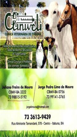 Cliniveti Clínica Veterinária de Itabuna