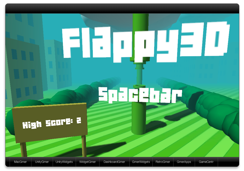 Flappy 3D