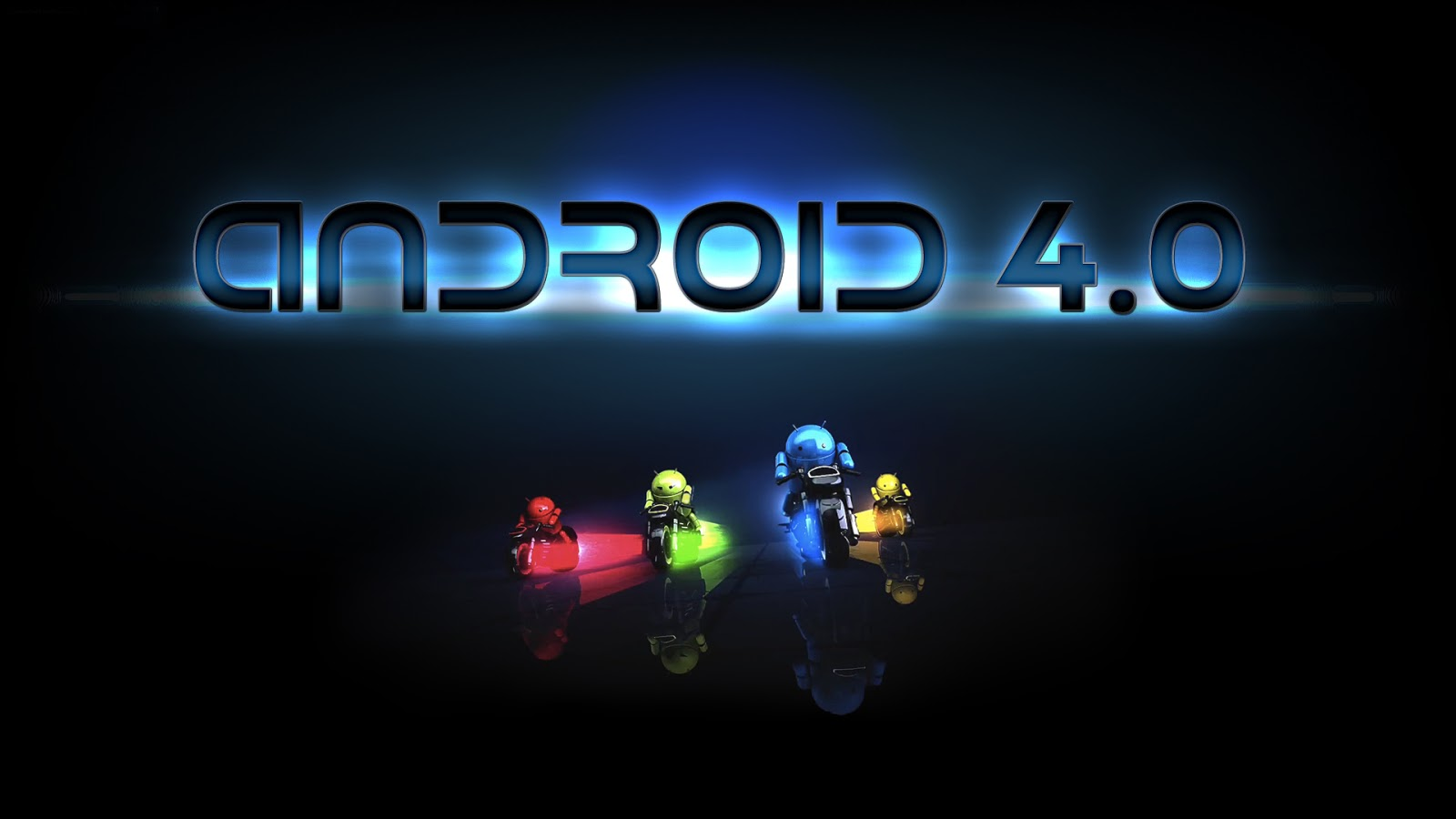Free Android 4.0 Wallpaper Theme in HD