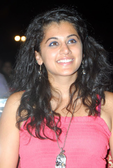 Taapsee at Bablu Movie Audio Launch Stills