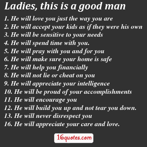 Quotes For Good Men 107