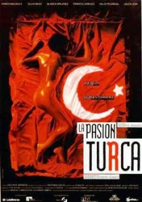 La pasión turca 1994 movie poster pelicula