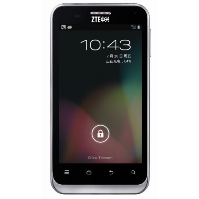 China S First Zte N880e Android Smartphone With Jelly Bean