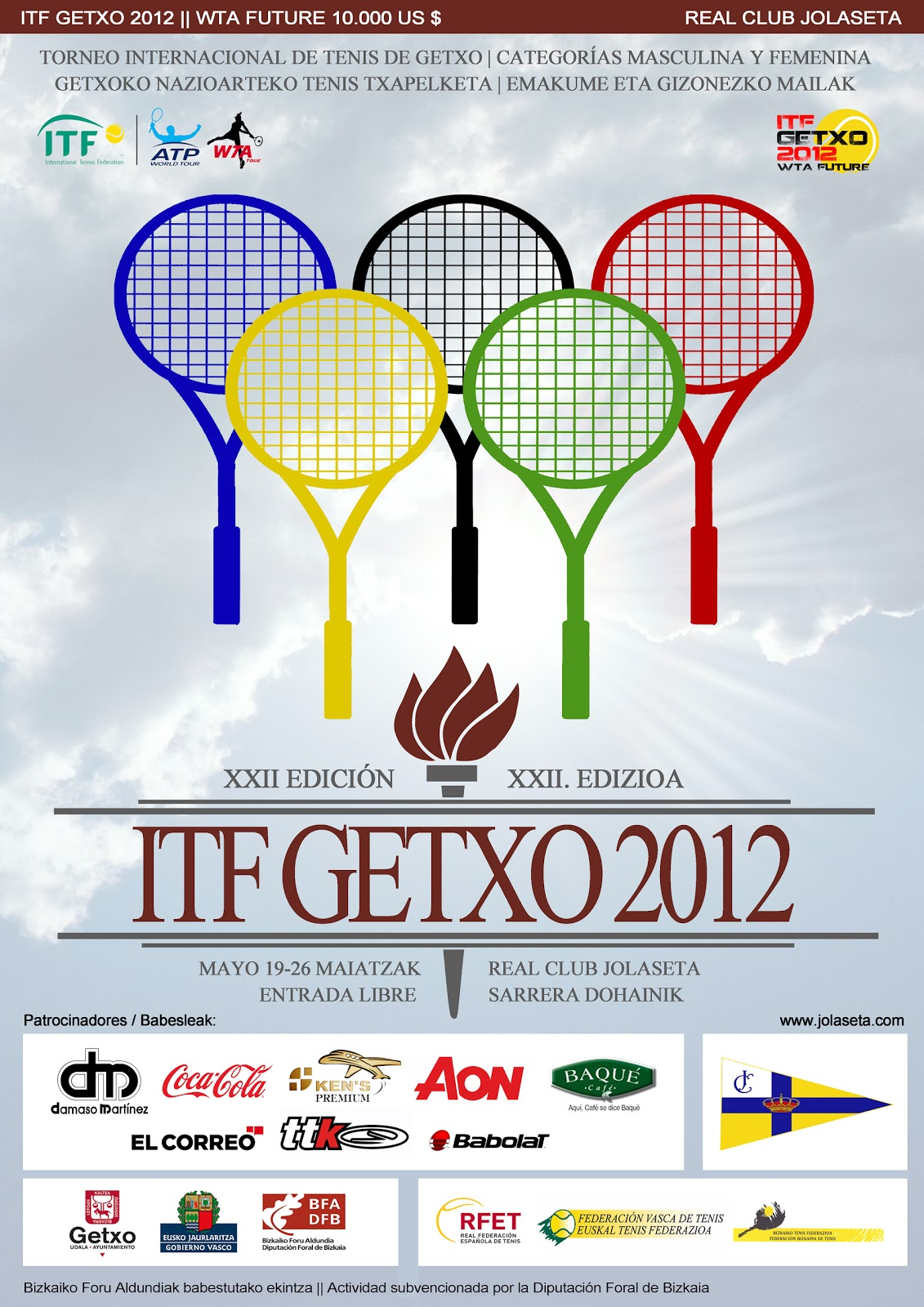 getxo single guys Tennis statistics and results for getxo 2015, men itf men - singles find tournament results, fixtures, set performance, player data.