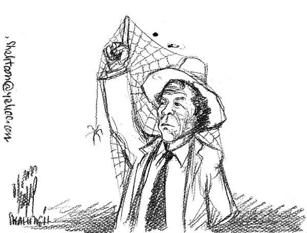The News Cartoon-1 8-8-2011