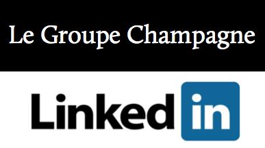Partagez l'esprit champagne sur LinkedIn