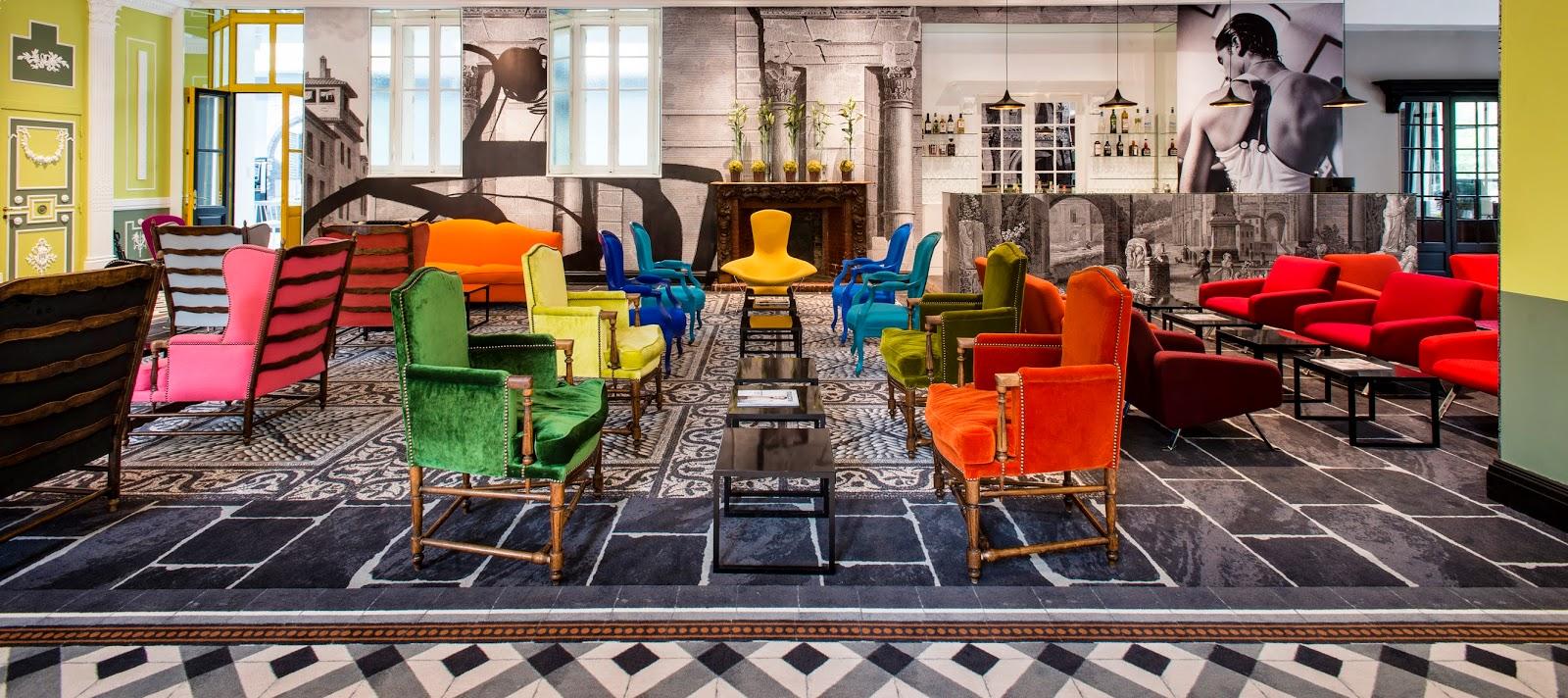 tom dixon hotel jules cesar arles agence at. Black Bedroom Furniture Sets. Home Design Ideas