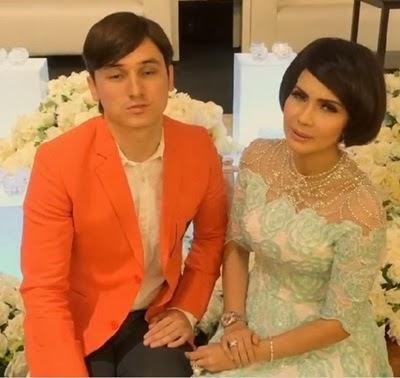 Rozita Che Wan & Zain Saidin Nikah 11.12.2013