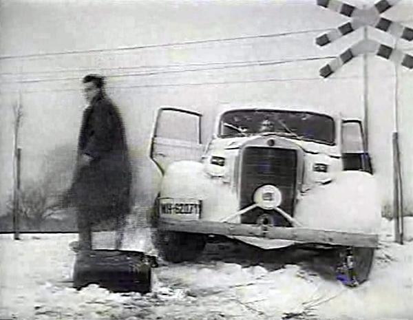 Pozegnania [1958]
