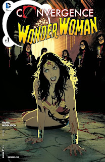 Cover of Convergence: Wonder Woman #1 from DC Comics