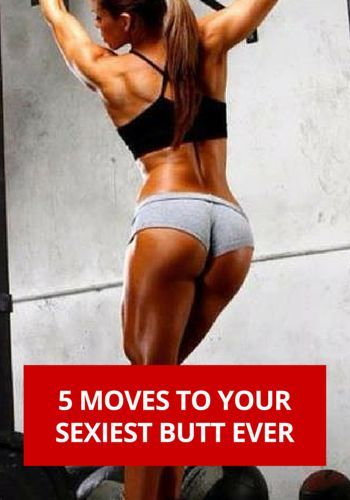 12 Moves to Get Your Best Butt Ever