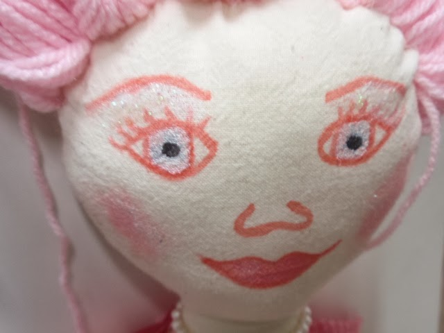 My first handmade doll