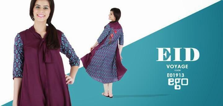 Ego Eid Collection 2014 - Wear your Ego