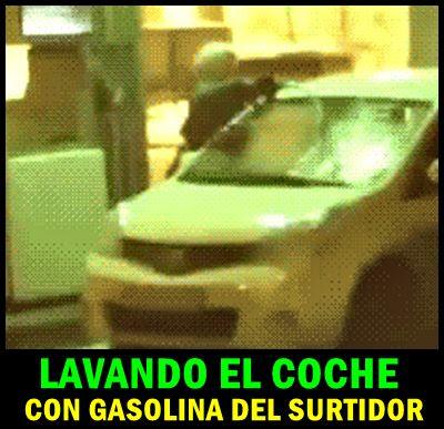 lavar-coche-gasolina
