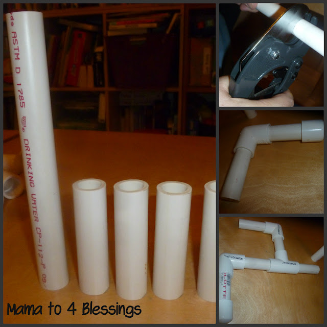 how to make a marshmallow shooter out of pvc