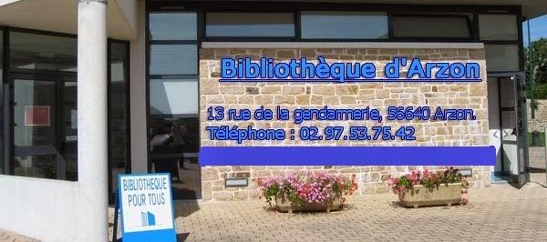 Bibliothèque d'Arzon