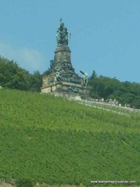 O Niederwalddenkmal