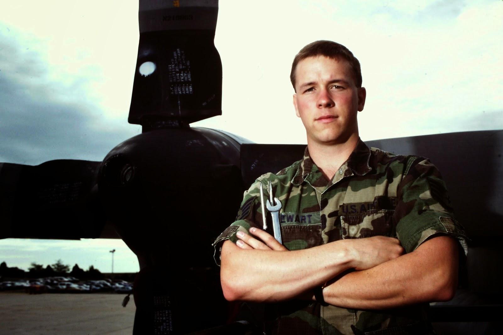 SSgt Marc Stewart, 302 Maintenance Squadron, Peterson AFB, CO