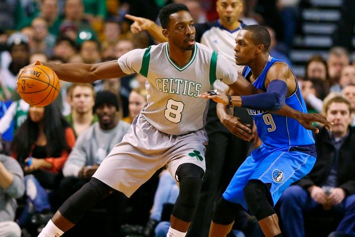 Boston trades Jeff Green to Memphis - January 2015