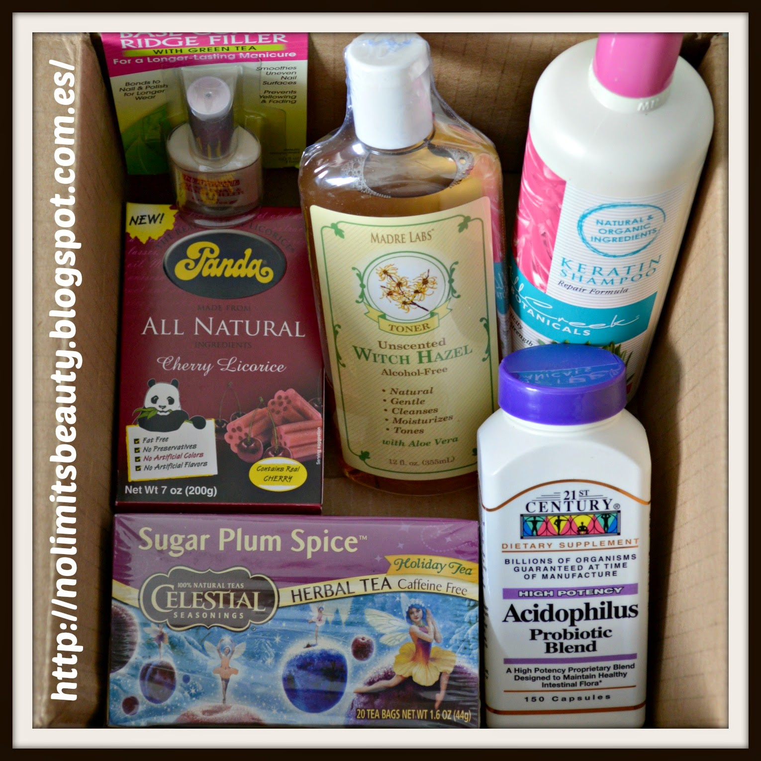 Compras: Pedido iHerb Junio 2014 (con reviews!)